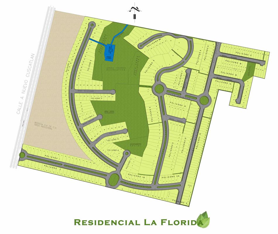 La-Florida-general-plano