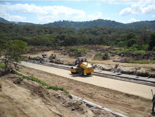 Suelo cemento en la senda osteen residencial la florida for Cemento inyectado suelo